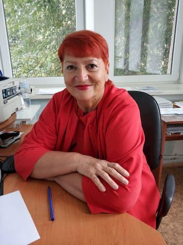 Гурдина Нина Ивановна